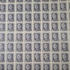 Sellos: 100 SELLOS DE ESPAÑA AÑO 1946 EDIF. 1001 VALOR 215 EUROS. Lote 180425660