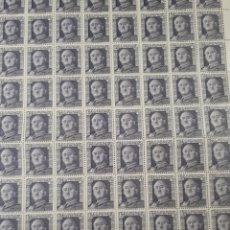 Sellos: 100 SELLOS DE ESPAÑA AÑO 1946 EDIF. 1001 VALOR 215 EUROS. Lote 180425738