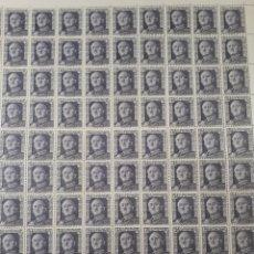 Sellos: 100 SELLOS DE ESPAÑA AÑO 1946 EDIF. 1001 VALOR 215 EUROS. Lote 180425883