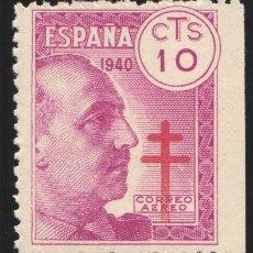 Sellos: 1940 EDIFIL Nº 939SMD /**/ SIN DENTAR MARGEN DERECHO. SIN FIJASELLOS.. Lote 181084295