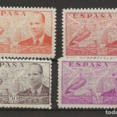 Sellos: TV_001.G15/ ESPAÑA 1939, LOTE JUAN DE LA CIERVA, MNH**. Lote 215090597