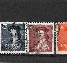 Sellos: EDIFIL 1106-09. Lote 182972913