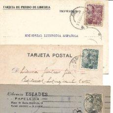 Sellos: CINCO PIEZAS DEL PRIMER CENTENARIO. Lote 182973552