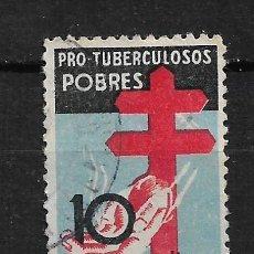 Sellos: ESPAÑA 1937 EDIFIL 840 USADO - 14/22. Lote 183493262