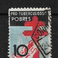 Sellos: ESPAÑA 1937 EDIFIL 840 USADO - 14/22. Lote 183493291