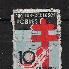 Sellos: ESPAÑA 1937 EDIFIL 840 USADO - 14/22. Lote 183493317