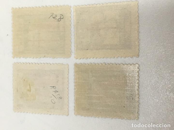 Sellos: 1943 Pro Tuberculosos Edifil 970-973 nuevos. Ver fotos y descripción - Foto 2 - 185896927