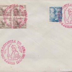 Sellos: ARGAMASILLA DE ALBA - CIUDAD REAL. Lote 186419301