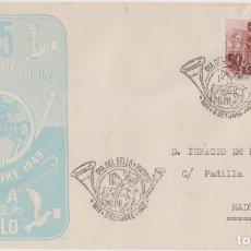 Sellos: DIA DEL SELLO. Lote 186428123