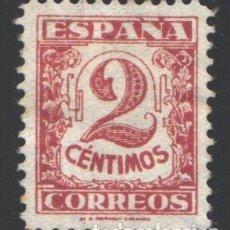 Selos: ESPAÑA, 1936-1937 EDIFIL Nº 803 /*/. Lote 192344825