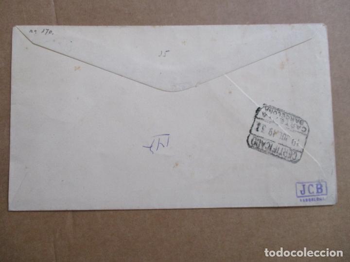 Sellos: pamplona navarra 1949 exposicion filatelica - Foto 2 - 193982436
