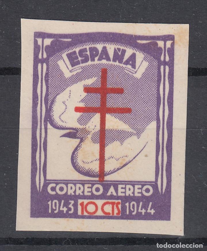 1943 EDIFIL 973S** NUEVO SIN CHARNELA. SIN DENTAR. REPRODUCCION. PRO TUBERCULOSOS (1219-1) (Sellos - España - Estado Español - De 1.936 a 1.949 - Nuevos)