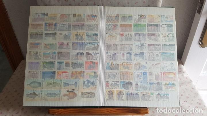 Sellos: == ET3 - SELLOS - ALBUM DE 1.000 SELLOS APROX. - Foto 7 - 194567321