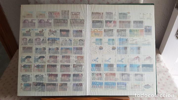 Sellos: == ET3 - SELLOS - ALBUM DE 1.000 SELLOS APROX. - Foto 12 - 194567321