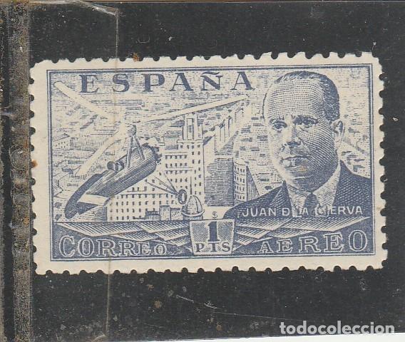 ESPAÑA 1939- EDIFIL NRO. 884 - JUAN DE LA CIERVA - NUEVO (Sellos - España - Estado Español - De 1.936 a 1.949 - Nuevos)