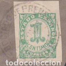 Sellos: ESPAÑA.- 814 MATASELLO NEGOCIADO DE PRENSA. . Lote 195020987