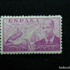 Sellos: SELLO ESPAÑA, 35 CTS, J. DE LA CIERVA, AÑO 1939. SIN USAR. Lote 195041270