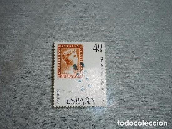 1967,DIA MUNDIAL DEL SELLO, EDIFIL 1798 (Sellos - España - Estado Español - De 1.936 a 1.949 - Usados)
