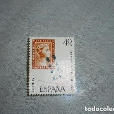 Sellos: 1967,DIA MUNDIAL DEL SELLO, EDIFIL 1798. Lote 195219107