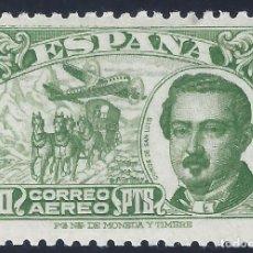 Sellos: EDIFIL 990 CONDE DE SAN LUIS 1945. VALOR CATÁLOGO: 48 €. MNH **. Lote 195302982