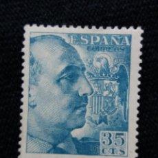 Sellos: SELLO ESPAÑA, 35 CTS, FRANCOAÑO 1949. SIN USAR. Lote 195318811