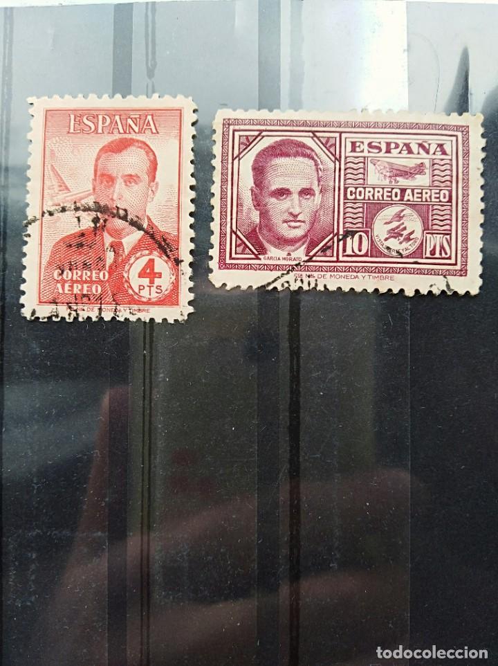 SELLOS HAYA Y GARCÍA MORATO ESPAÑA (Sellos - España - Estado Español - De 1.936 a 1.949 - Usados)