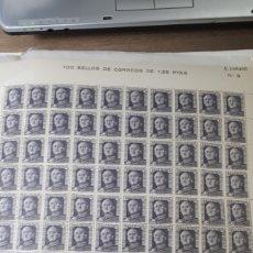 Sellos: 100 SELLOS ESPAÑA AÑO 1949 EDIF. 1061 VALOR 35 EUROS. Lote 197756188