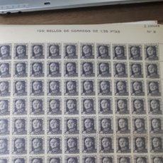 Sellos: 100 SELLOS ESPAÑA AÑO 1949 EDIF. 1061 VALOR 35 EUROS. Lote 197756532