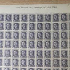 Sellos: 100 SELLOS DE ESPAÑS ALGUNA MARCA DE OXIDO EN LA GOMA TRASE. Lote 198240612