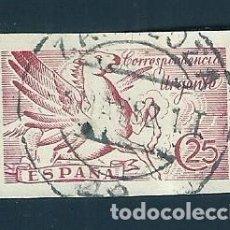 Sellos: A5-8 ESPAÑA PEGASO, SIN PIE DE IMPRENTA EDIFIL Nº 952 SIN DENTAR USADO. Lote 204988043