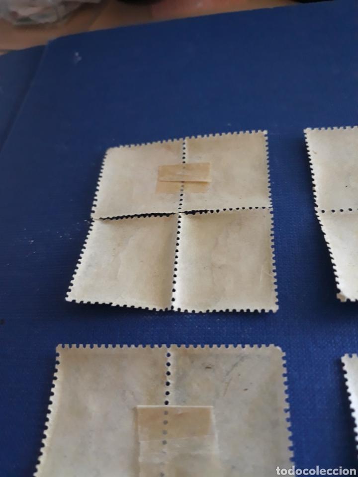 Sellos: Bloques de sellos de FRANCO no catalogados. - Foto 3 - 205094696