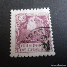 Sellos: ESPAÑA 1944, EDIFIL. Nº 977, MILENARIO DE CASTILLA. Lote 205410430