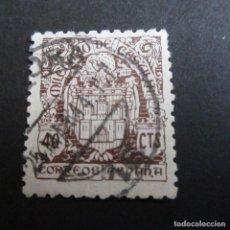 Sellos: ESPAÑA 1944, EDIFIL. Nº 975, MILENARIO DE CASTILLA. Lote 205432078