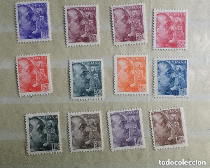 ESPAÑA - SERIE COMPLETA - EDIFIL 867/878 - NUEVOS CON GOMA Y SIN FIJASELLOS (Sellos - España - Estado Español - De 1.936 a 1.949 - Nuevos)
