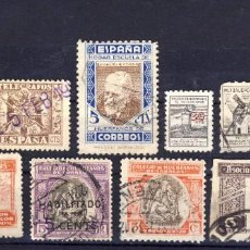 Sellos: COLEGIO DE HUÉRFANOS DE CORREOS Y TELÉGRAFOS.-. Lote 206214018