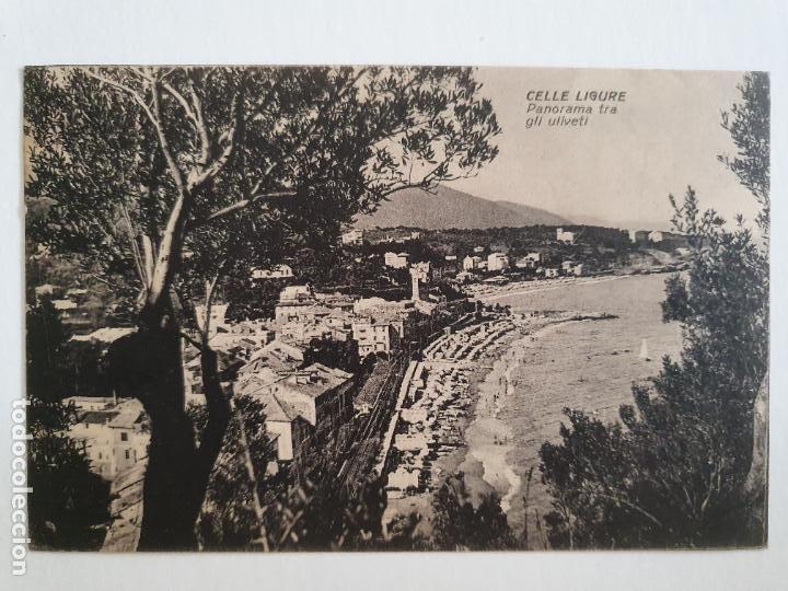Sellos: CENSURA MILITAR - ITALIA CELLE LIGURE / BARCELONA - Foto 2 - 207007607