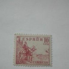 Sellos: SELLO EL CID 10 CMS SIN MATASELLOS 1939 COMO NUEVO ESPAÑA CORREOS. Lote 213366996