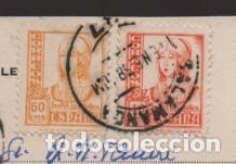 Sellos: POSTAL PATRIOTICA,- CON SELLO DE 4 PTAS,-DEFENSA NACIONAL- VER FOTOS - Foto 3 - 216732010