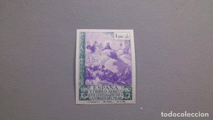 ESPAÑA - 1940 - EDIFIL 912 S - SIN DENTAR - MNH** - NUEVO - VARIEDAD - VALOR CATALOGO 45€. (Sellos - España - Estado Español - De 1.936 a 1.949 - Nuevos)