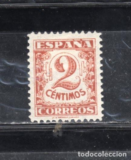 ED Nº 803 NUEVO* CON SEÑAL DE FIJASELLOS (Sellos - España - Estado Español - De 1.936 a 1.949 - Nuevos)