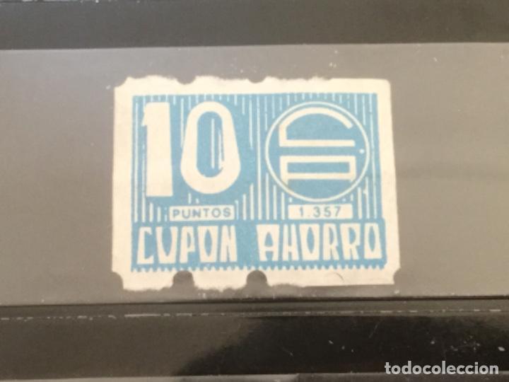 ESPAÑA. CUPON DE AHORRO DE 10 PUNTOS. Nº 1357 (Sellos - España - Estado Español - De 1.936 a 1.949 - Nuevos)
