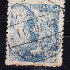 Sellos: CL12-30- FRANCO MATASELLOS AMBULANTE 1 ZUMAYA- ZUMARRAGA. Lote 221270702