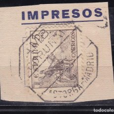 Sellos: CL12-30- CID MATASELLOS AMBULANTE 4 ASTORGA- MADRID. Lote 221272888