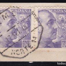 Sellos: CL12-30- FRANCO MATASELLOS AMBULANTE NORTE 14. Lote 221274945