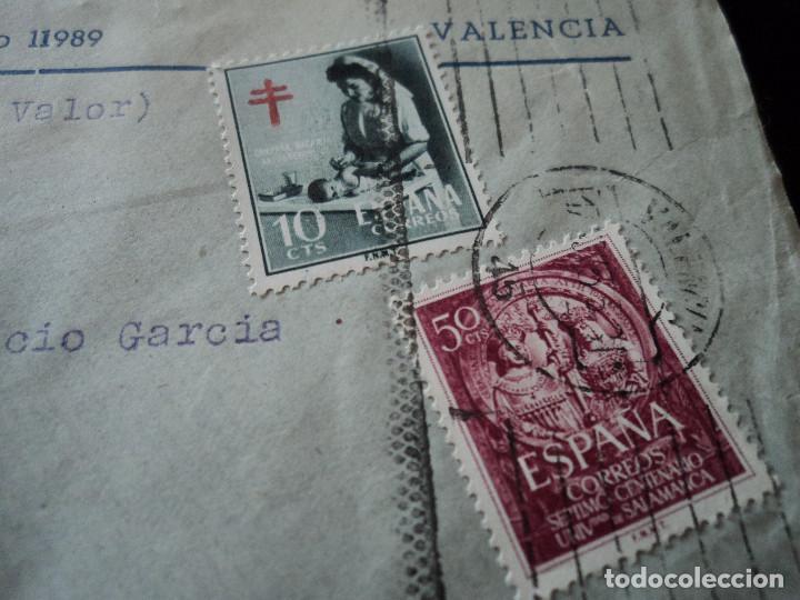 Sellos: SOBRE FRANQUEADO SUCESORES DE HERMANOS DE ALFREDO MARIN - Foto 2 - 221892972