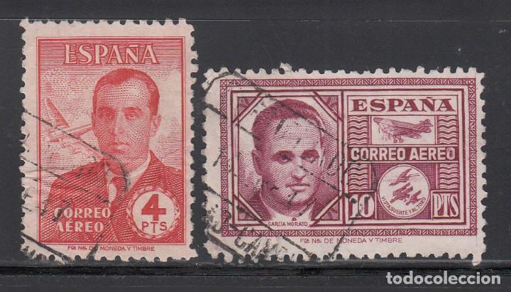 ESPAÑA, 1945 EDIFIL Nº 991 / 992, HAYA Y GARCÍA MORATO, (Sellos - España - Estado Español - De 1.936 a 1.949 - Usados)