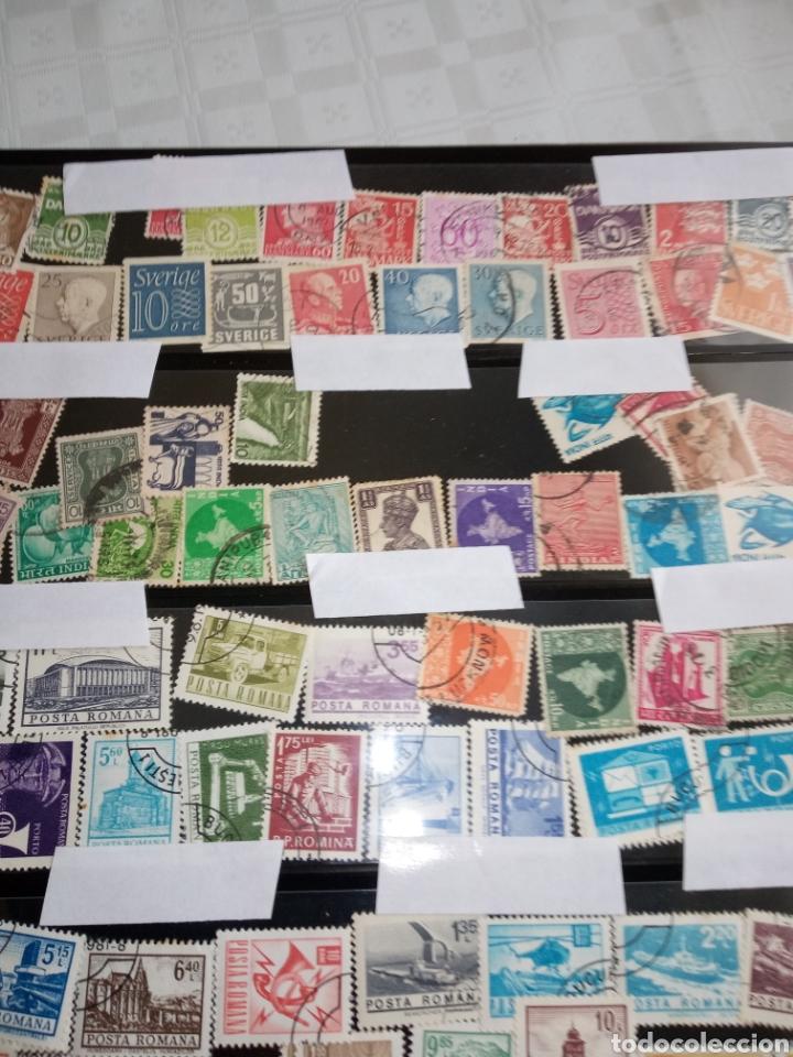 Sellos: Sellos de correos antiguos - Foto 8 - 222125823