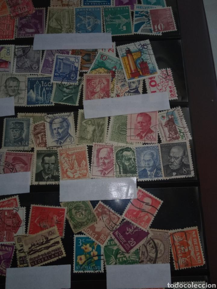 Sellos: Sellos de correos antiguos - Foto 18 - 222125823