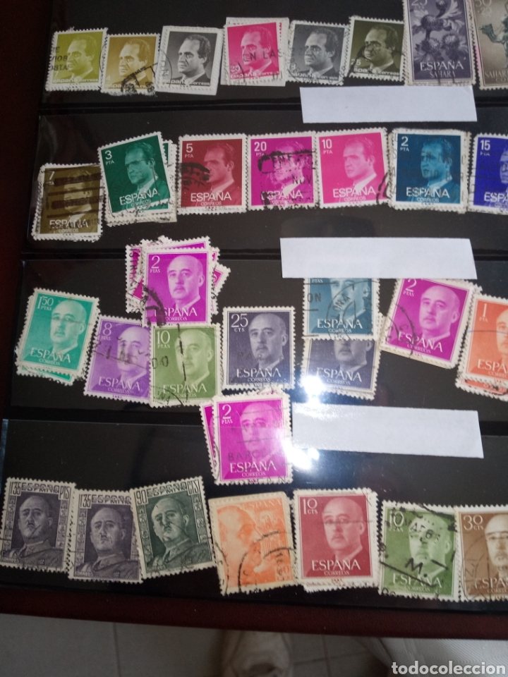 Sellos: Sellos de correos antiguos - Foto 27 - 222125823