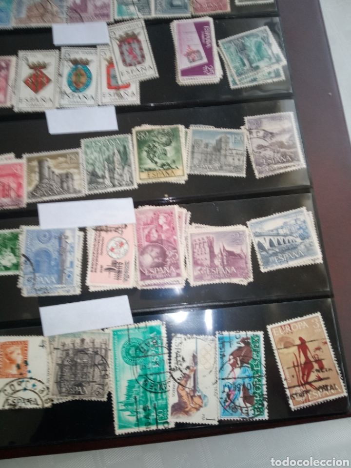 Sellos: Sellos de correos antiguos - Foto 43 - 222125823